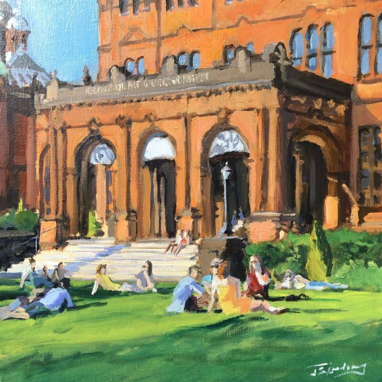 James Somerville Lindsay - Kelvingrove Art Gallery