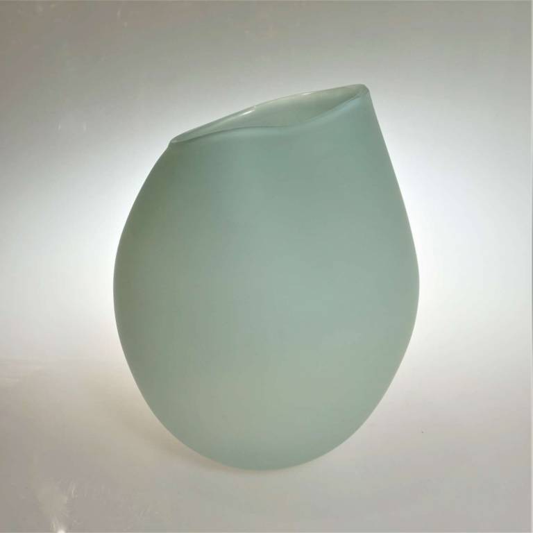 Phil  Atrill - Mono Small Pigeon Grey Vase
