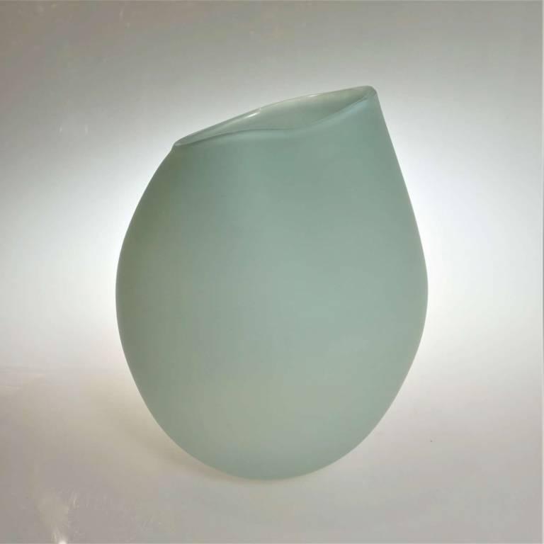 Mono Small Pigeon Grey Vase