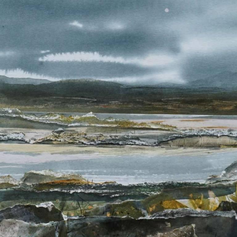Duncan  MacLeod RSW - Island Dreaming, Echoes & Memories
