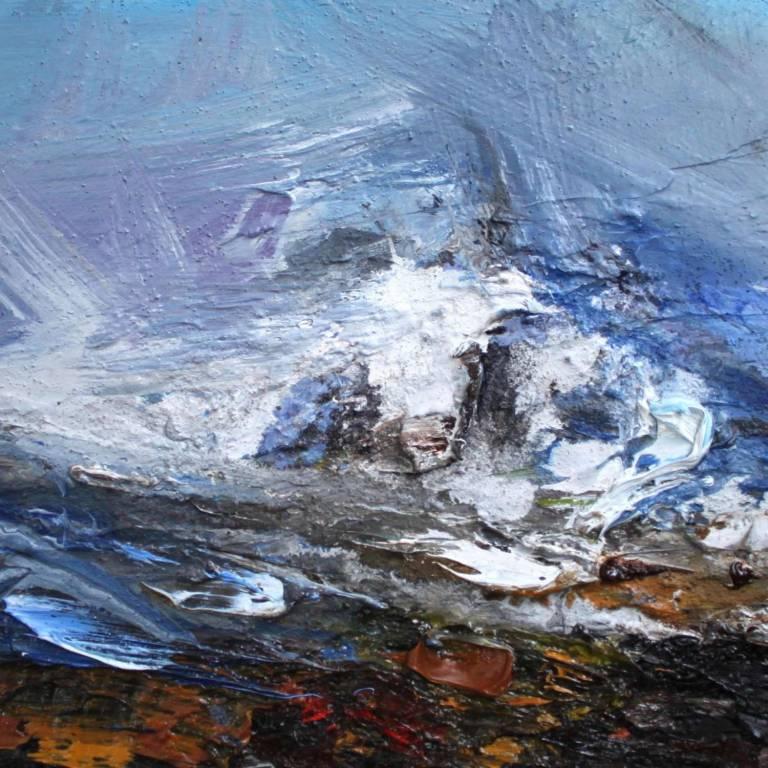 Jonathan Shearer - Cool Blue Day, Beinn Eighe