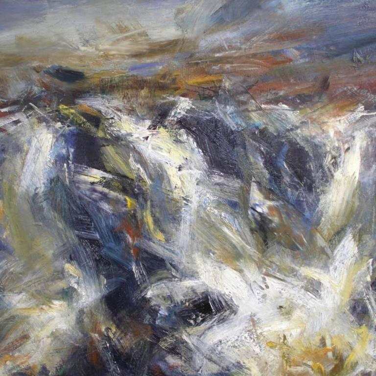 Jonathan Shearer - Fast Water, Balgy Falls