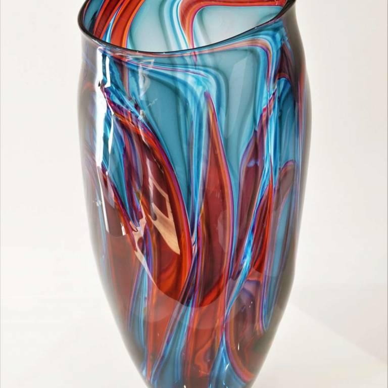 Jurassic Vase