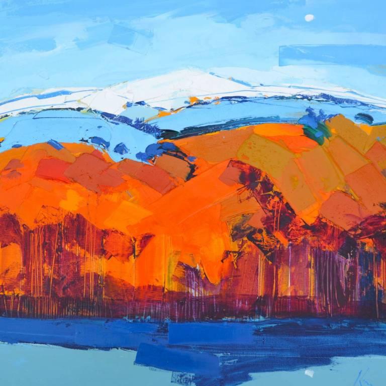 Peter King - Autumn, Tinto Hill