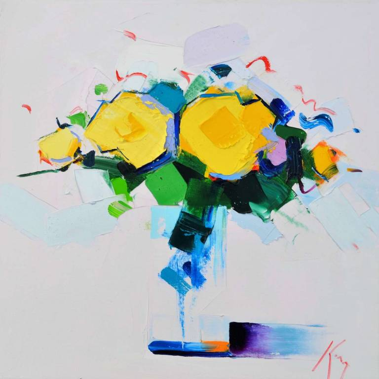 Peter King - Yellow Roses II