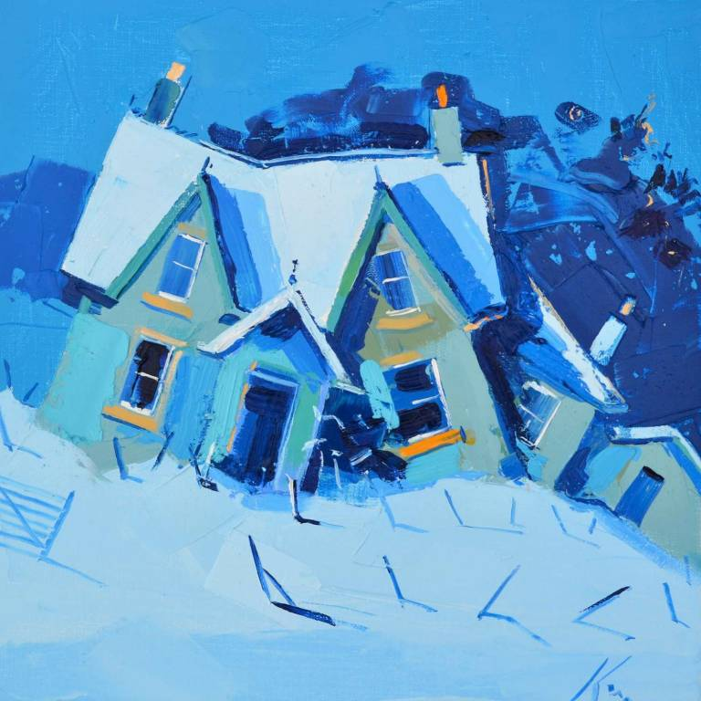Peter King - Balquhiddar House