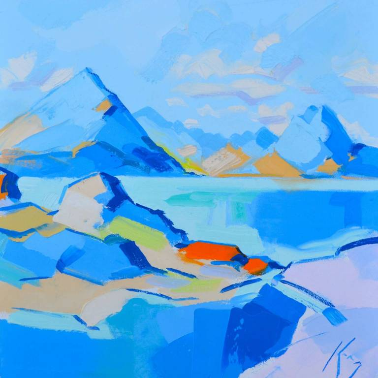 Peter King - The Cuillins