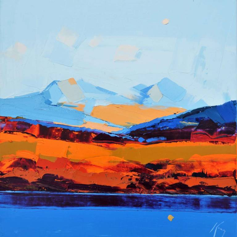 Peter King - Beinn Nuis, Arran II