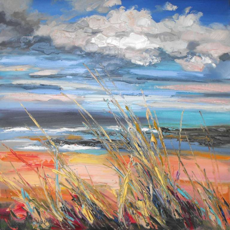 Grasses In The Dunes