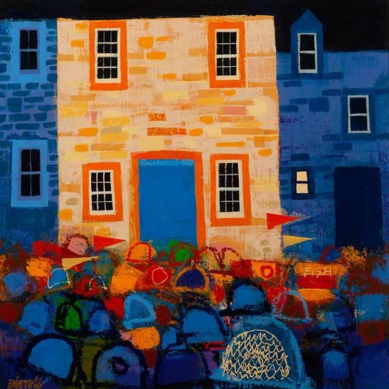 George Birrell - Harbour Blues