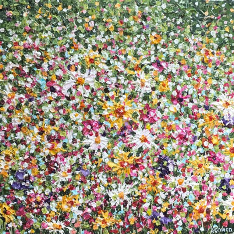 Alison Cowan - Growing Wild