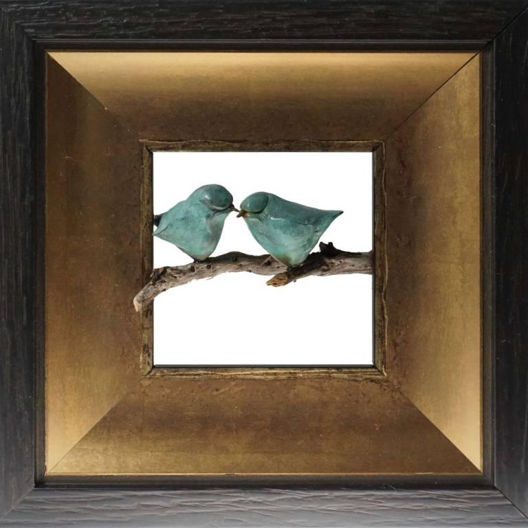 Birds on A Bough