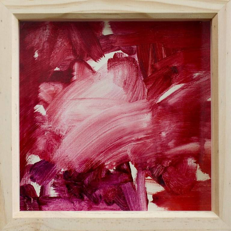Lily Macrae - Red Study