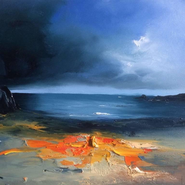 Incoming Storm, Singing Sands, Ardnamurchan