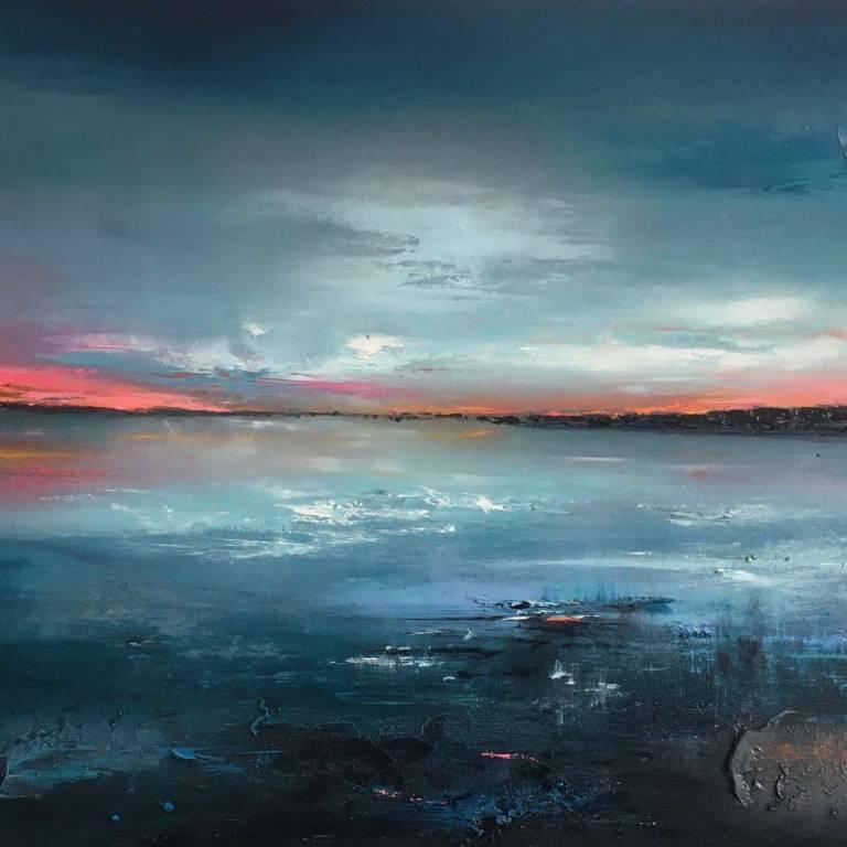 Reflections on a West Coast Horizon