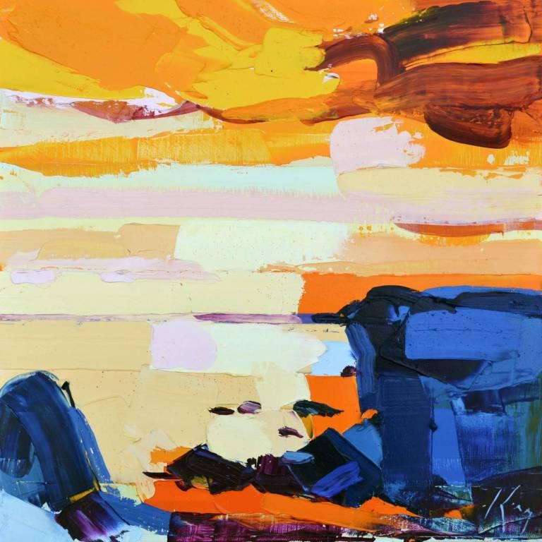 Peter King - Drumadoon Point, Arran