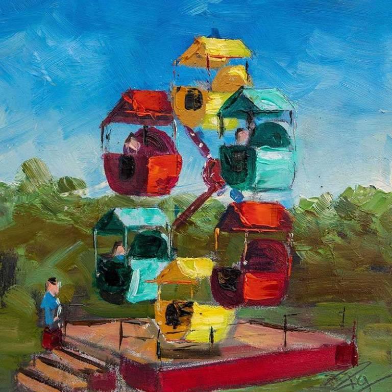 Paul Graham - Wee Wheel