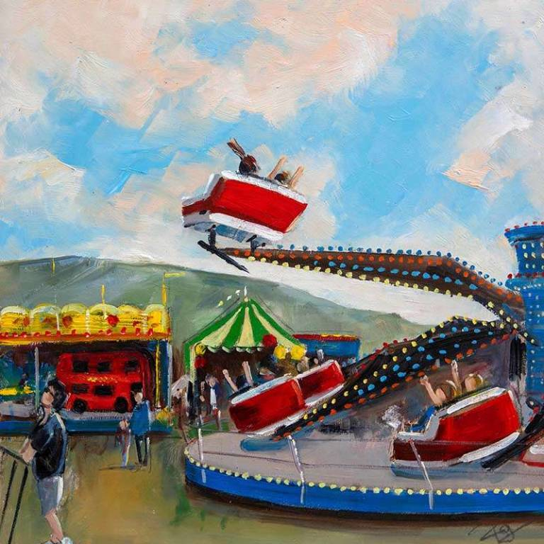 Paul Graham - Burntisland Shows