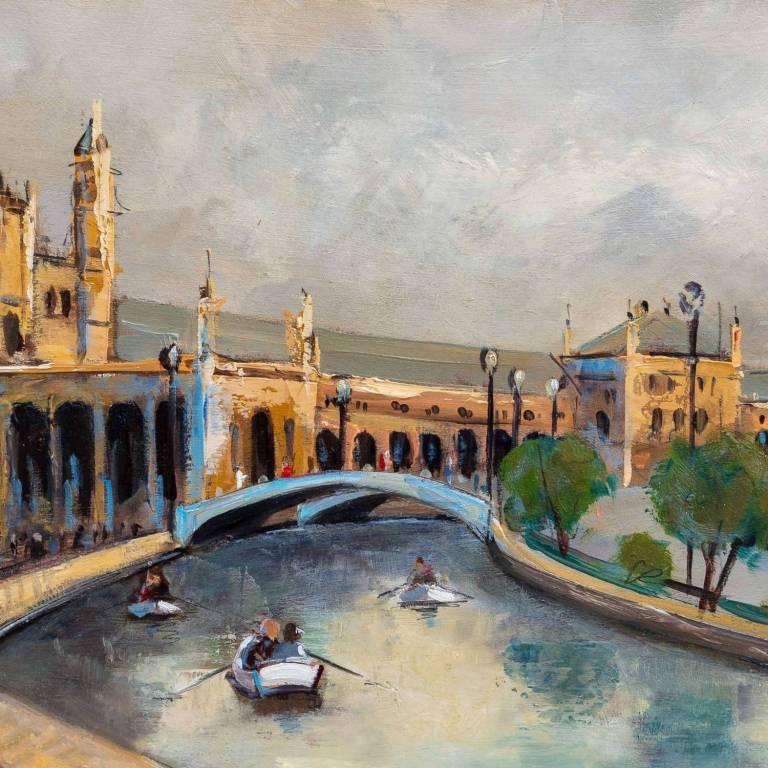 Paul Graham - Plaza De Espana