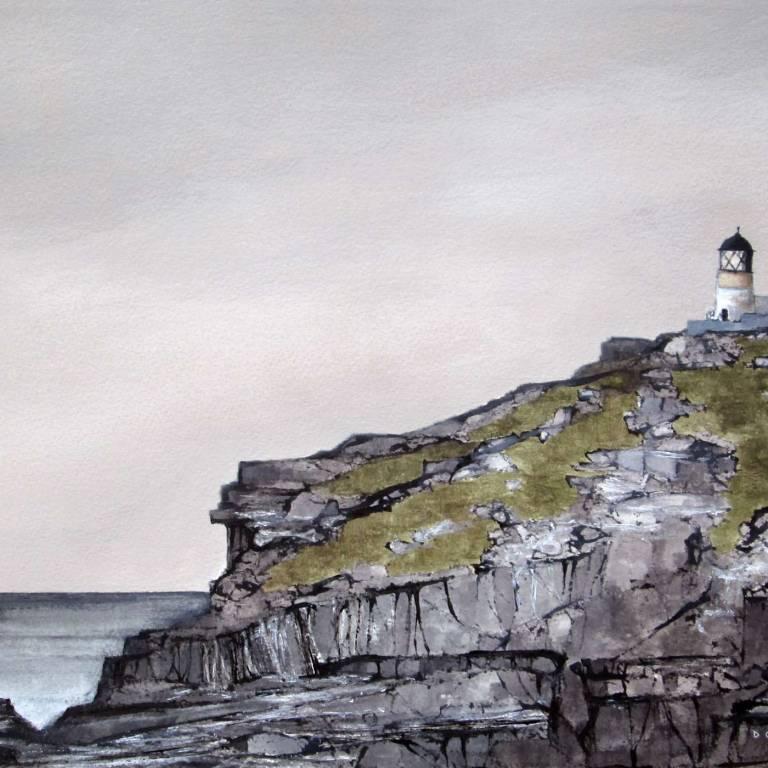 Dominic Cullen - Stoer Head Lighthouse