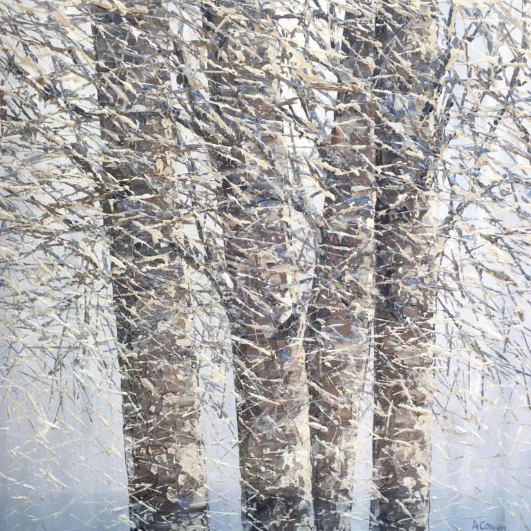 Woven Birch Branches