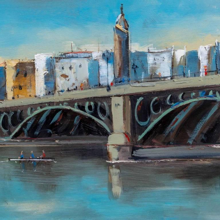 Paul Graham - Puente de Isabel II, Seville