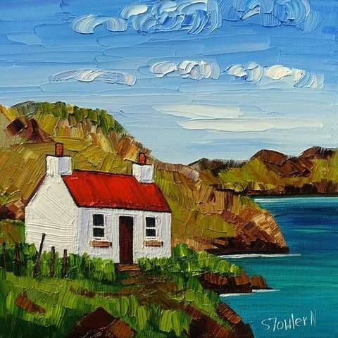 Sheila Fowler - Red Roof Manish Harris
