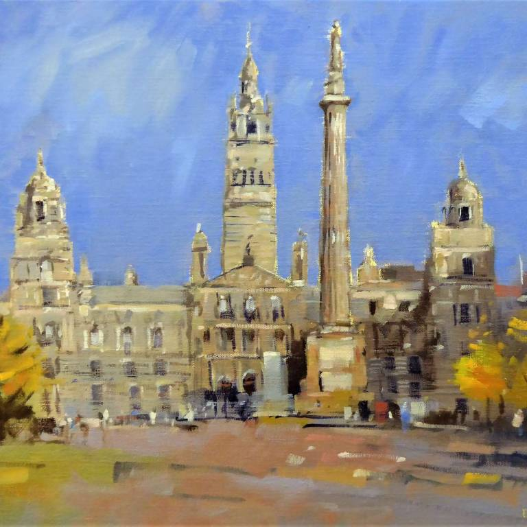 Peter Foyle - Light On George Square