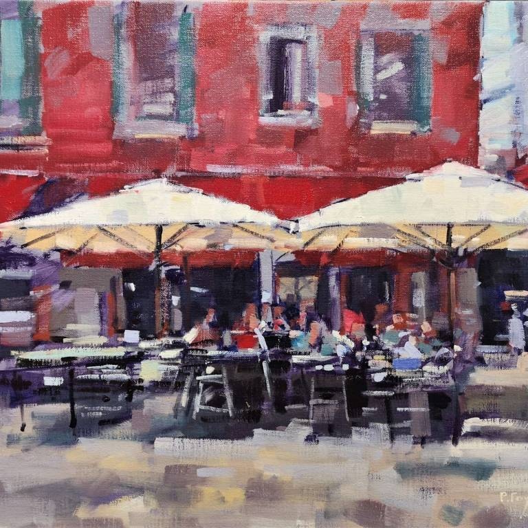 Peter Foyle - Lunchtime, Lucca