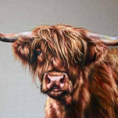 Georgina McMaster - Highland Lassie