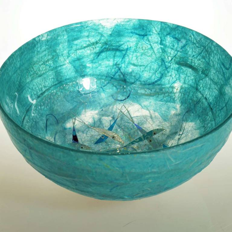 Margaret  Johnson - Small Ocean Bowl