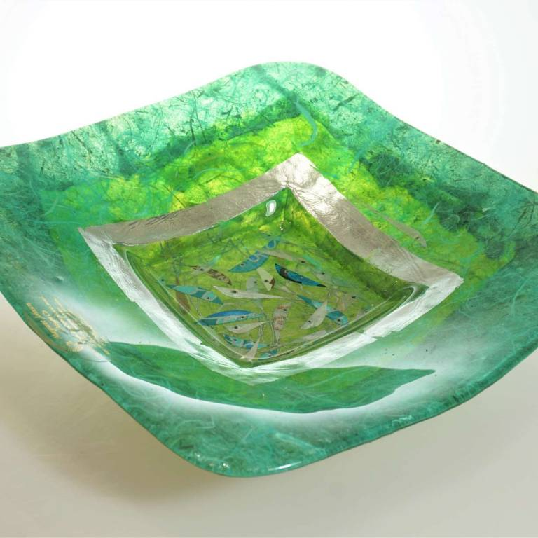 Margaret  Johnson - Large Square Dish