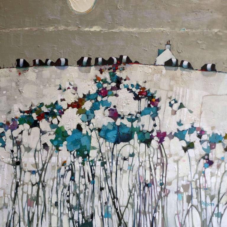 Gordon Wilson - Beloved Belties & Cobalt Flowers