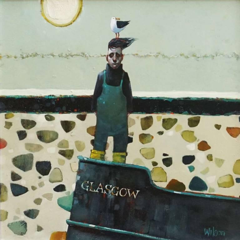 Gordon Wilson - Mr Glasgow