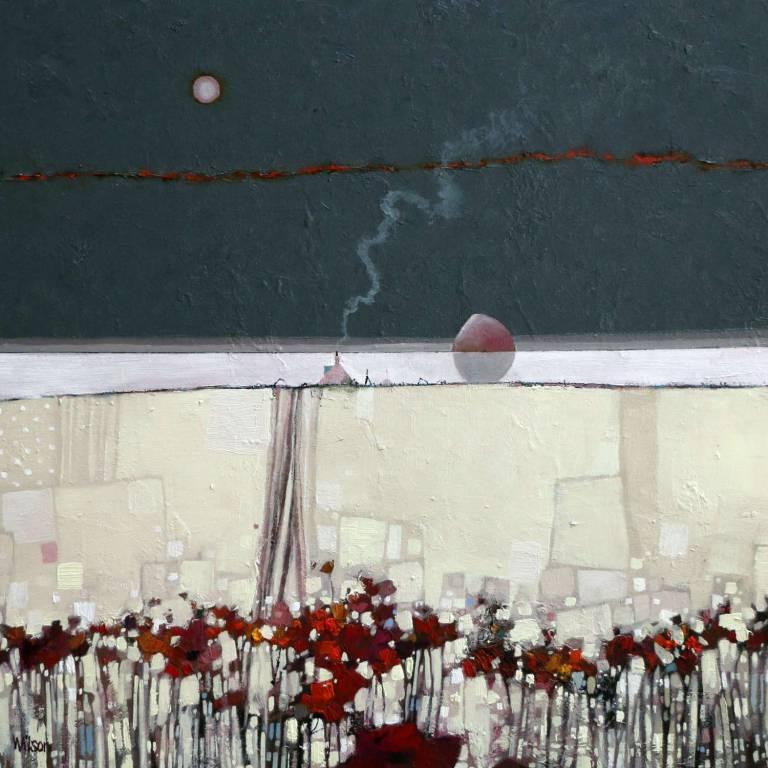 Gordon Wilson - Floral Boundary, Ayrshire Coast