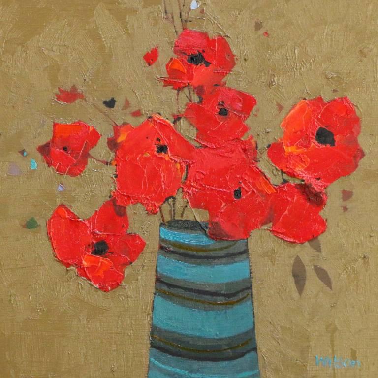 Gordon Wilson - Poppies