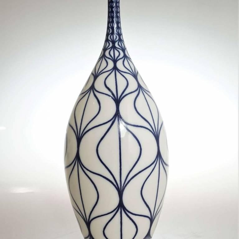 Large Narrow Hoi Ann Bottle