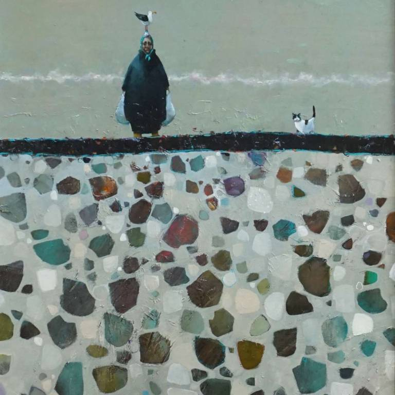 Gordon Wilson - Kitty and the Harbour Cat