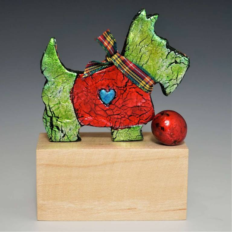 Deborah Fox - Silverleaf Scottie