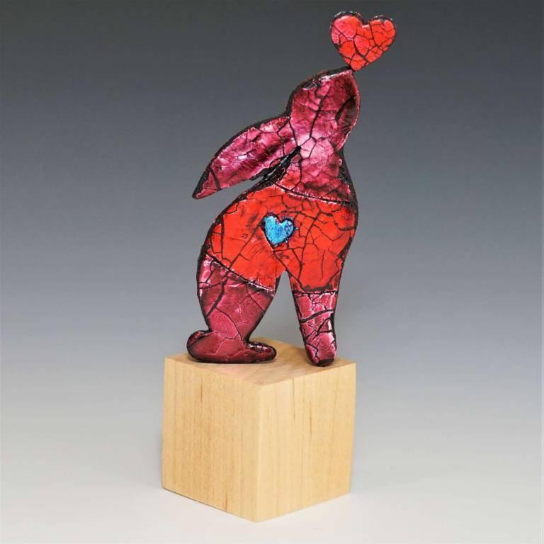 Deborah Fox - Lovestruck Hare