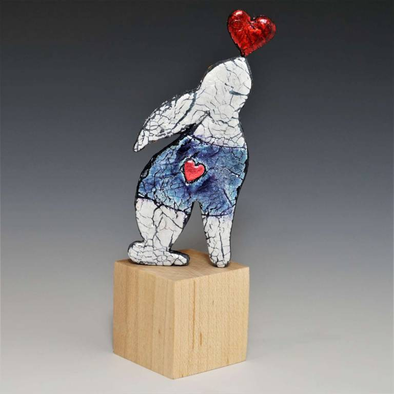 Lovestruck Hare