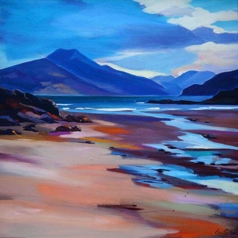 Pam Carter - Shoreline In The Sound