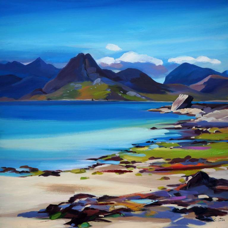 Pam Carter - Colours At The Cuillin