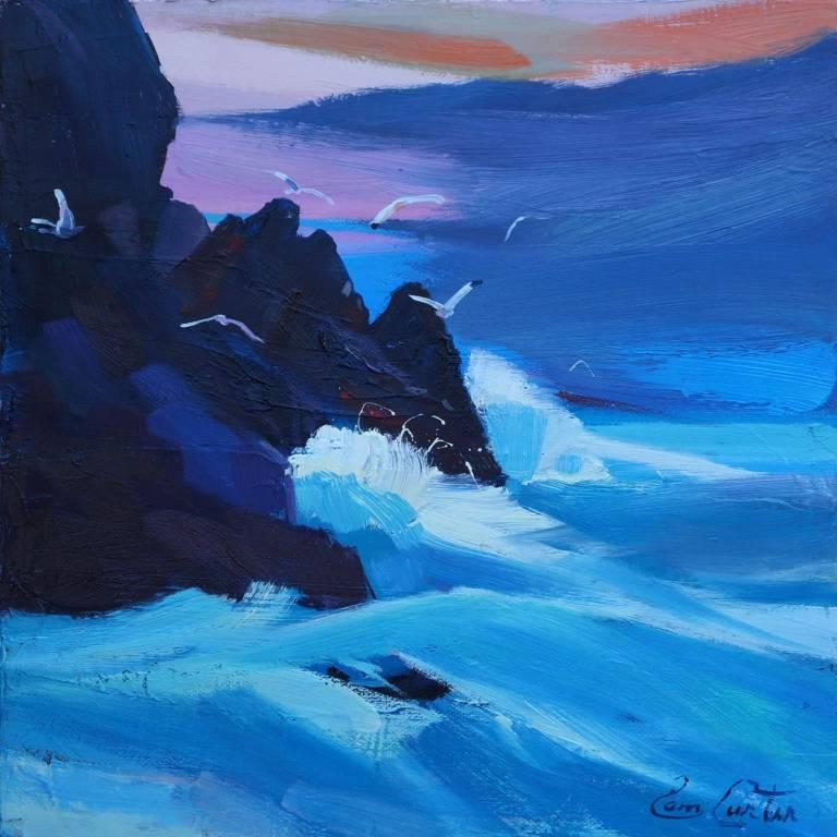 Sunset & Surf Passage