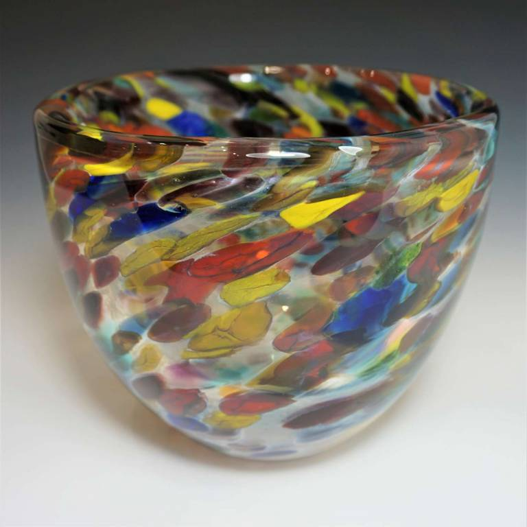Will Shakspeare  - Large Heavy Gaudi Bowl