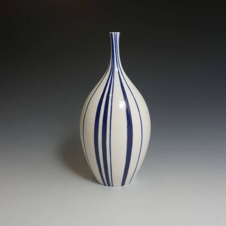 Rhian  Malin - Medium Ribbon Bottle