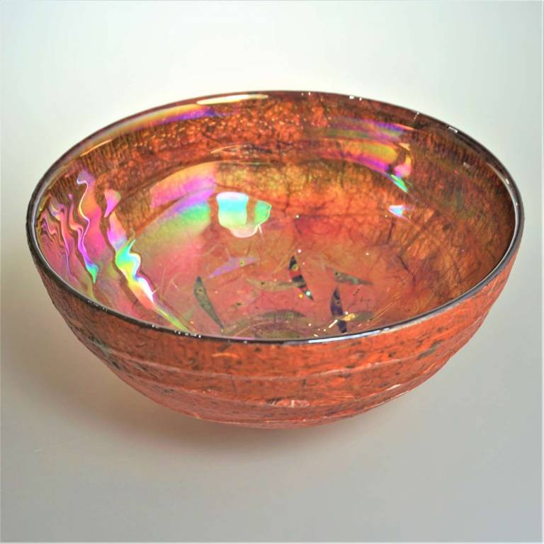Margaret  Johnson - Mother Of Pearl Bowl