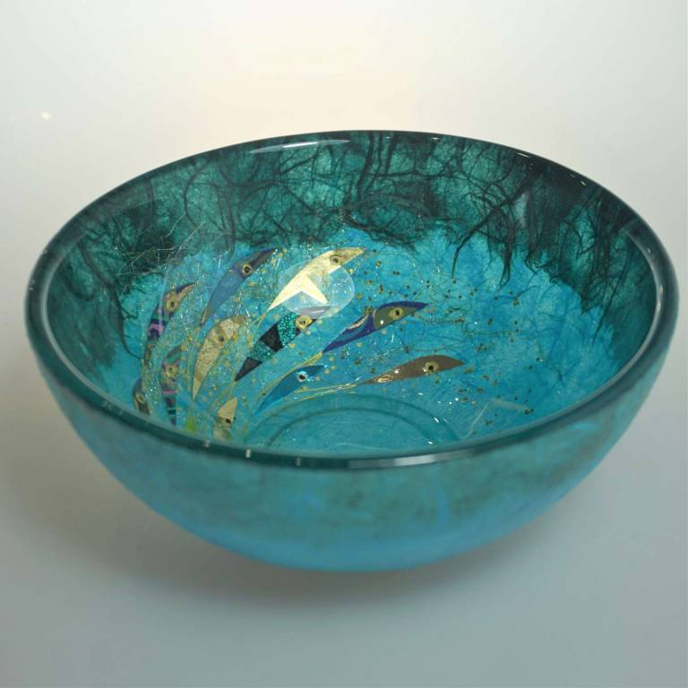 Margaret  Johnson - Small Deep Bowl