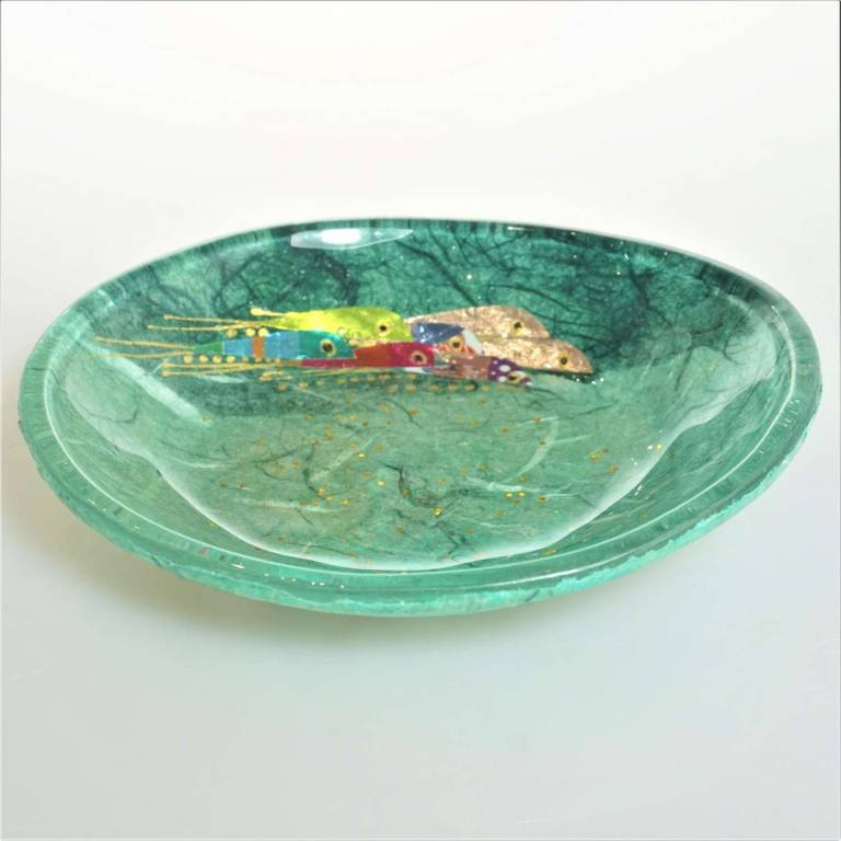 Margaret  Johnson - Small Oyster Shell Dish