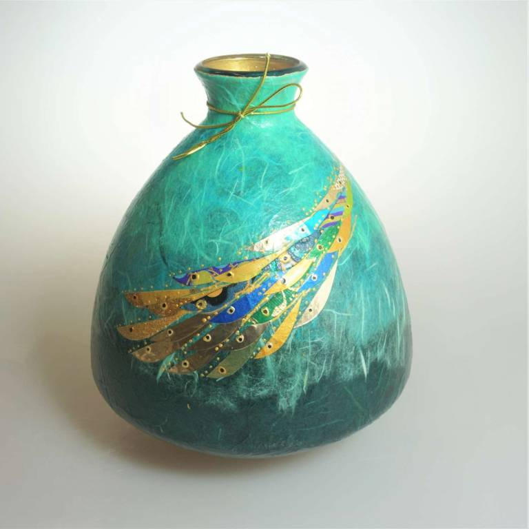Margaret  Johnson - Medium Vase